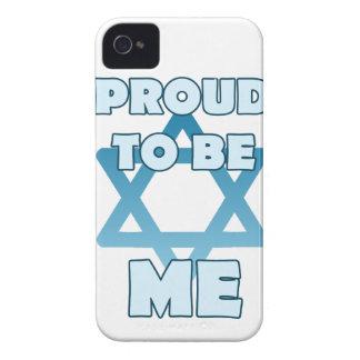 Stolz, jüdisch zu sein iPhone 4 Case-Mate hülle