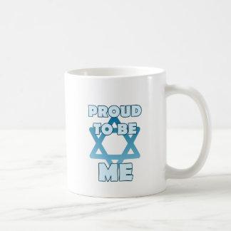 Stolz, jüdisch zu sein kaffeetasse