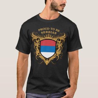 Stolz, serbisch zu sein T-Shirt