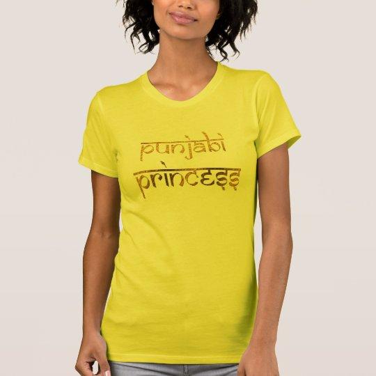 Stolz-T - Shirtentwurf Punjabiprinzessin Punjab T-Shirt
