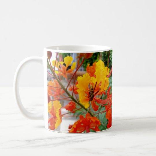Stolz von Barbados Kaffeetasse