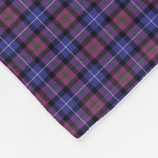 Stolz von Schottland-ModeTartan Fleecedecke