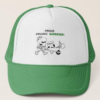 Stolze Bio Gärtner-T-Shirts und Geschenke Truckerkappe