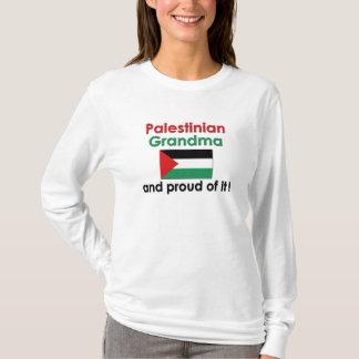 Stolze palästinensische Großmutter T-Shirt