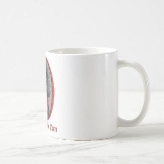 Stolze Pudel-Mamma Kaffeetasse