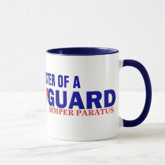 Stolze Schwester-Küstenwache-Kaffeetasse Tasse