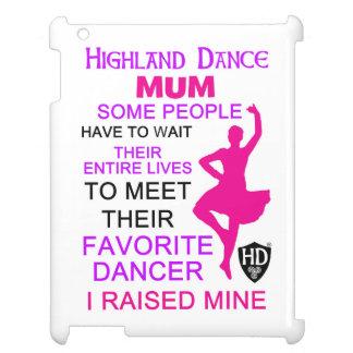 Stolze Tanz-Mama iPad Hülle