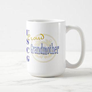 Stolze USCG Großmutter Kaffeetasse