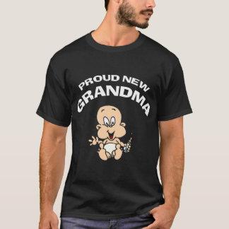 Stolzer neuer Großmutter-T - Shirt