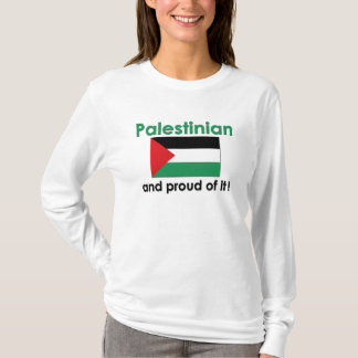 Stolzer Palästinenser T-Shirt
