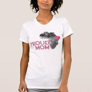 Stolzes Äthiopien, das Elternteil adoptiert T-Shirt