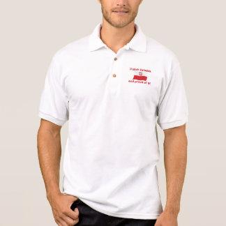 Stolzes polnisches Dziadek (Großvater) Polo Shirt
