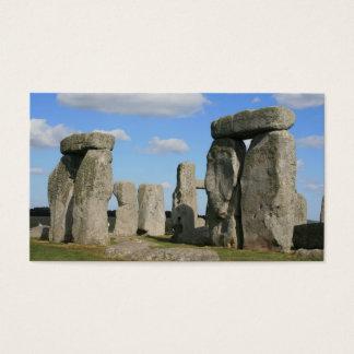 stonehenge 10 visitenkarte