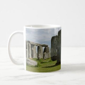 Stonehenge 2 Platte Klassiker-Tasse Kaffeetasse