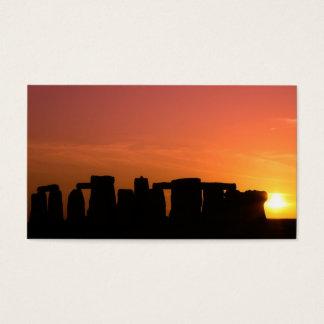 stonehenge 9 visitenkarte