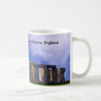 Stonehenge Bild für klassische weiße Tasse