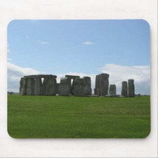 Stonehenge blauer Himmel Mousepad