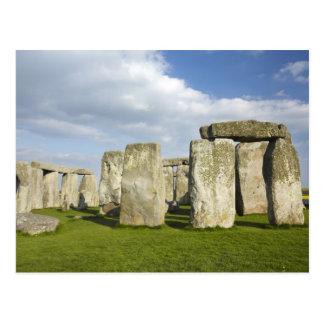 Stonehenge (circa 2500 BC), UNESCO-Welt 3 Postkarte
