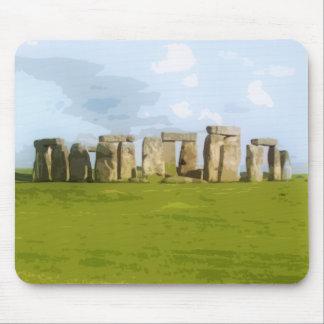 Stonehenge Steinkreis-Monument Mousepad