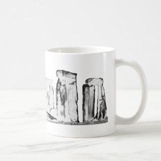 Stonehenge Weiß die MUSEUM Zazzle Geschenke Kaffeetasse