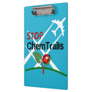 Stoppen Sie Chemtrails Dame Bug Ecocide
