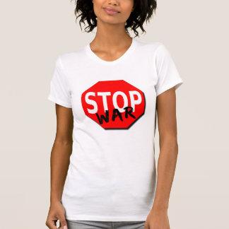 Stoppen Sie den T - Shirt der Kriegsfrauen