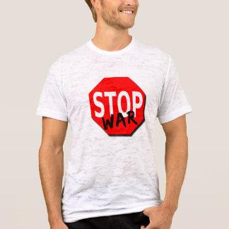 Stoppen Sie den T - Shirt der Kriegsmänner