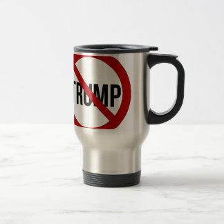 Stoppen Sie Donald Trump Anti-Trumpf 2016 Reisebecher