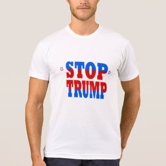 Stoppen Sie Donald Trumpwahl Anti-Trumpf 2016 T-Shirt