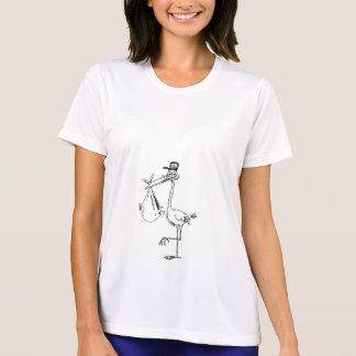 Storch-Shirt T-Shirt