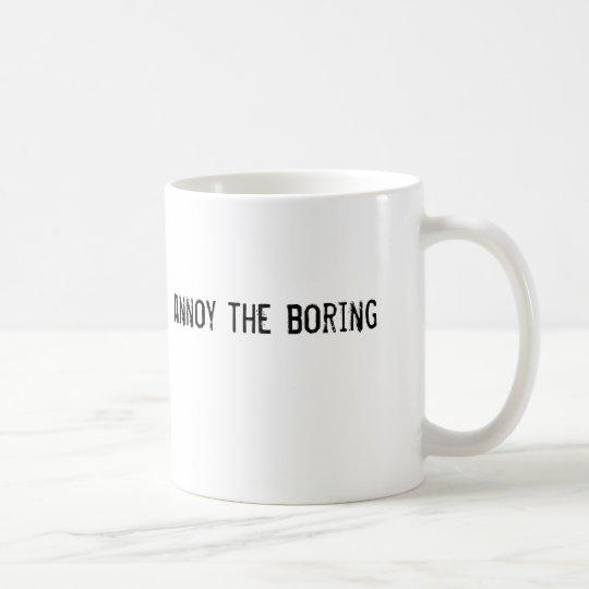 stören Sie das Bohren Tasse