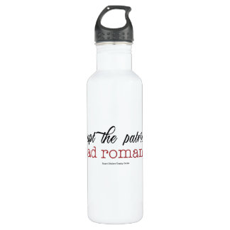 Stören Sie die Patriarchy gelesene Romance Trinkflasche