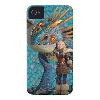 Stormfly und Astrid iPhone 4 Etuis