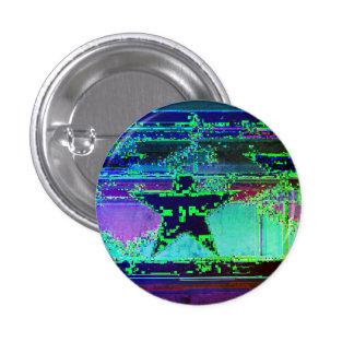 Störschubstern Runder Button 3,2 Cm
