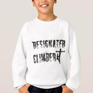 Störungssucher gekennzeichneter Bergsteiger Sweatshirt