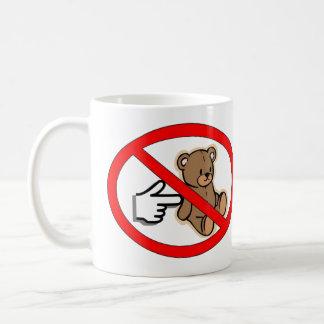 Stoßen Sie nicht die Bärn-Tasse Kaffeetasse