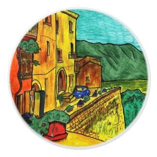 Strada di Artisti Keramikknauf