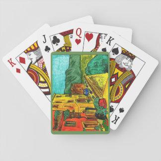 Strada di Artisti - Plattform der Spielkarten