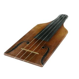Stradivari Nahaufnahme Schneidebrett