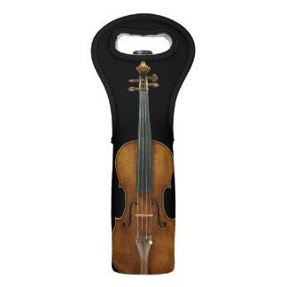 Stradivari Violine Weintasche