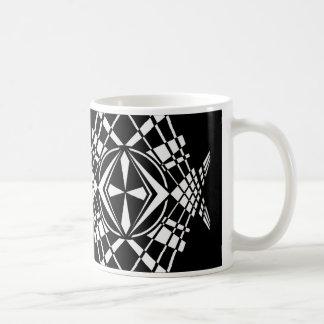 Strahlen Kaffeetasse