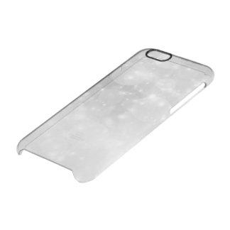 Strahlendes Silber Durchsichtige iPhone 6/6S Hülle