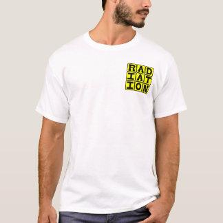Strahlung, bleiben weg T-Shirt