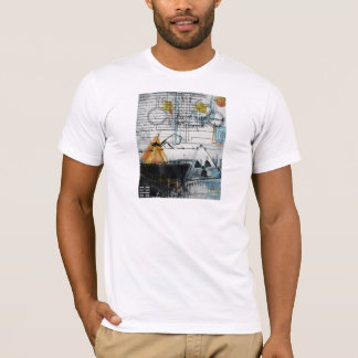 Strahlungskunst-T - Shirt! T-Shirt