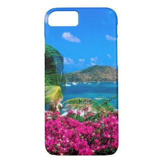 Strand-französische Sackgasse St Martin iPhone 8/7 Hülle