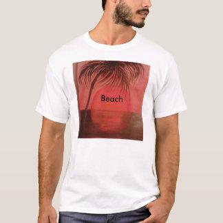Strand für ihn T-Shirt