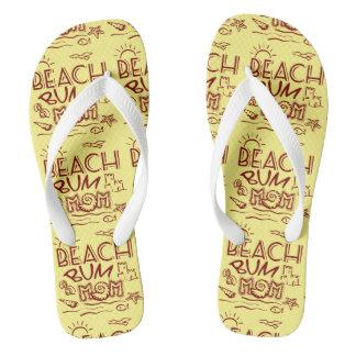 Strand-Gammler Flip Flops