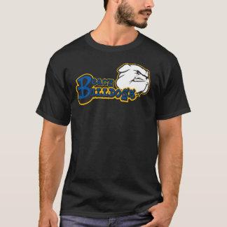 Strand-hoher T - Shirt