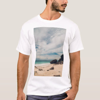 Strand in Tulum, Mexiko T-Shirt