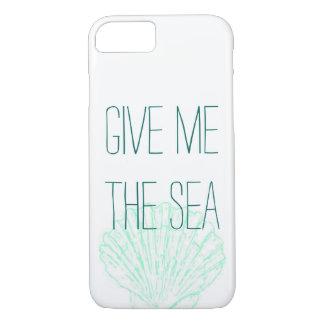 Strand-Kasten iPhone 7 Hülle